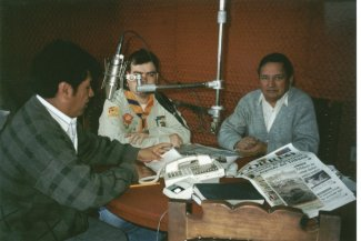 Radio La Plata - 26th July 2000