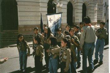 Grupo Sagrado Corazón, Sucre