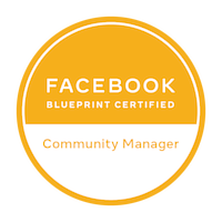 Facebook Certified Community Manager